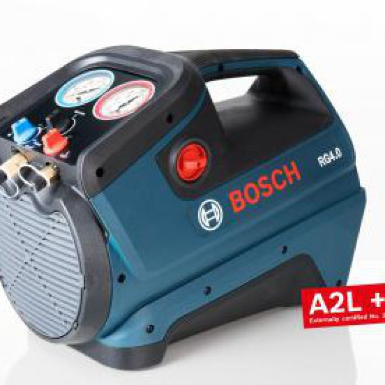 Bosch RG 4.0 Recovery machine