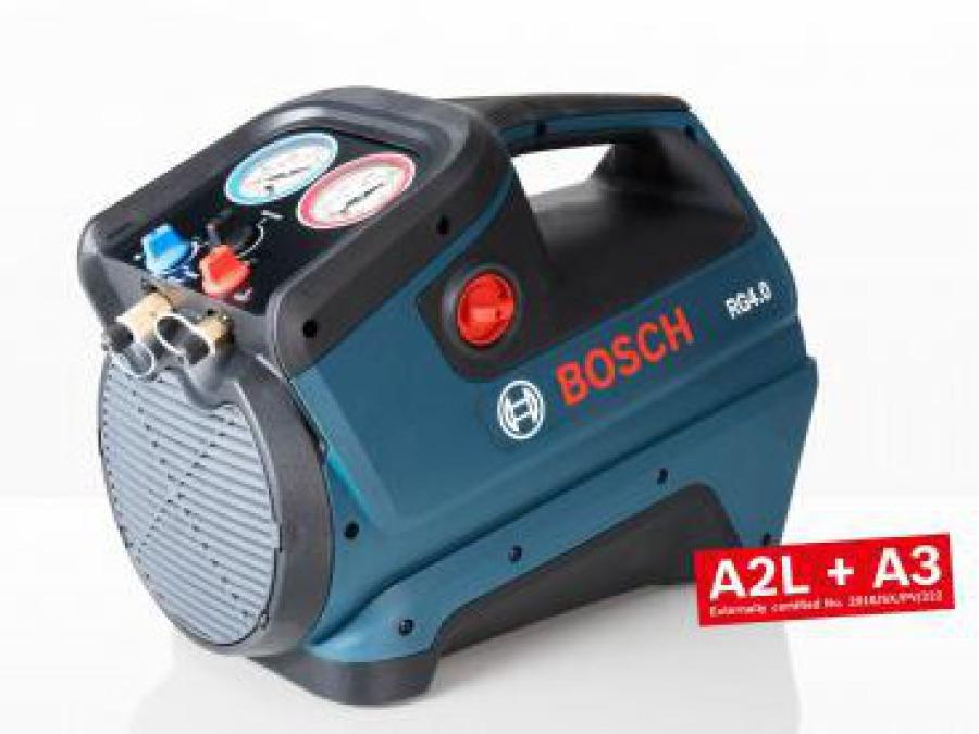 Bosch RG 4.0 Refrigerant recovery machine